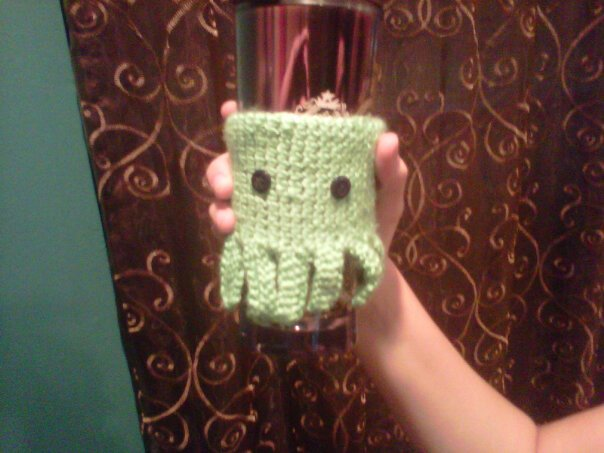 Cthulhu Cup Cozy